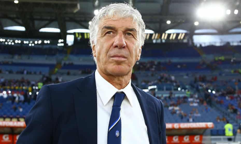 Atalanta manager said the draw with Inter Milan was acceptable