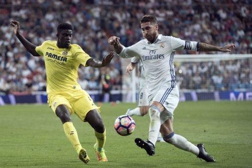 Real Madrid draw with Villarreal 0- 0 in La Liga on Saturday